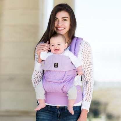 Lillebaby Embossed Lavender