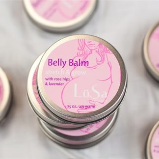 lusa orgnanics belly balm