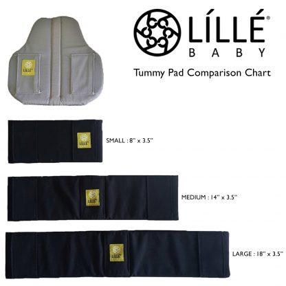 Lillebaby Tummy Pad Size Chart Sizing