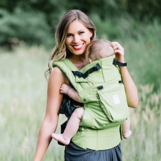 Lillebaby Organic Complete Green Meadow