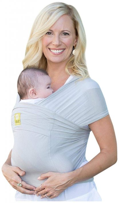 Lillebaby Tie The Knot Wrap Gray