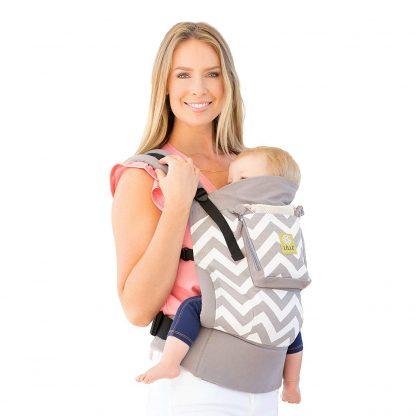 Lillebaby essentials Gray Chevron